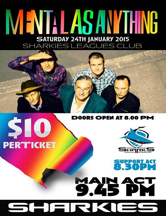 Mental As Anything - Marianne